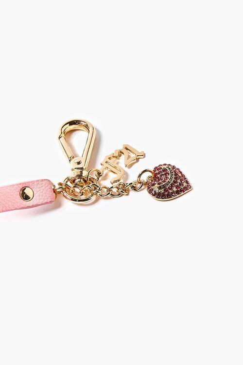 Juicy Couture Pom Pom Keychain, image 2