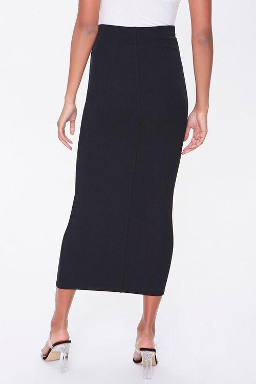 Midi Pencil Skirt, image 3