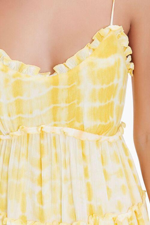 Tie-Dye Fit & Flare Dress, image 5