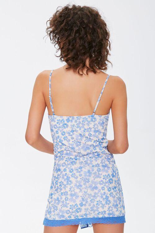 Floral Mini Cami Dress, image 3