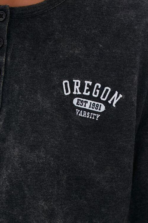 Embroidered Oregon Tee, image 5