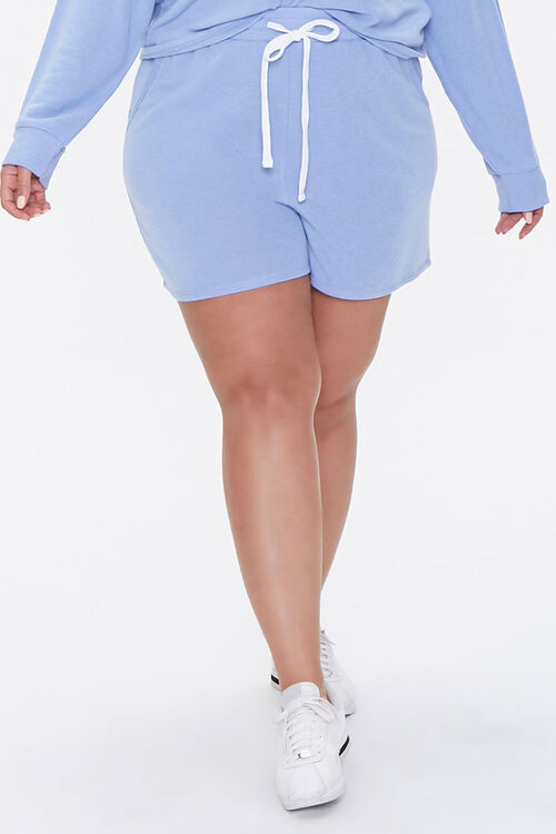 Plus Size Pullover & Shorts Set, image 6