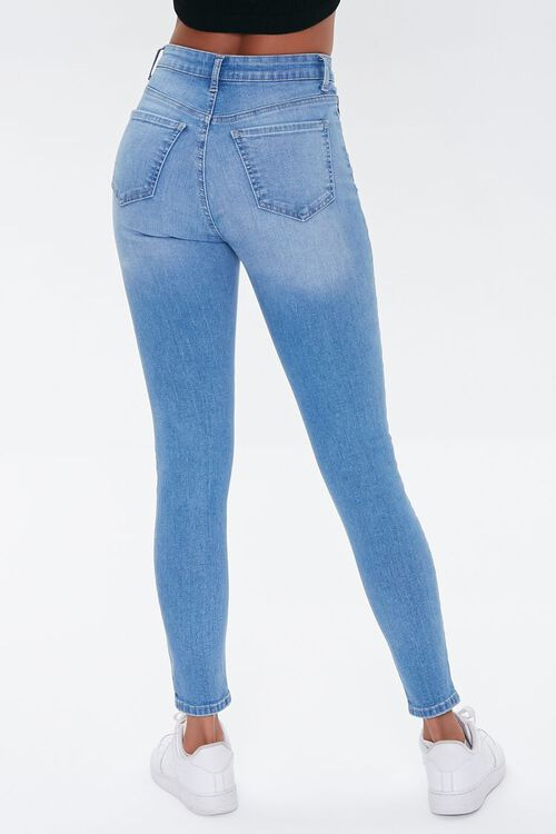 Essential Mid-Rise Skinny Jeans, image 4