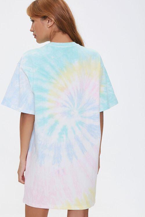 Make Love Not War Graphic T-Shirt Dress, image 3