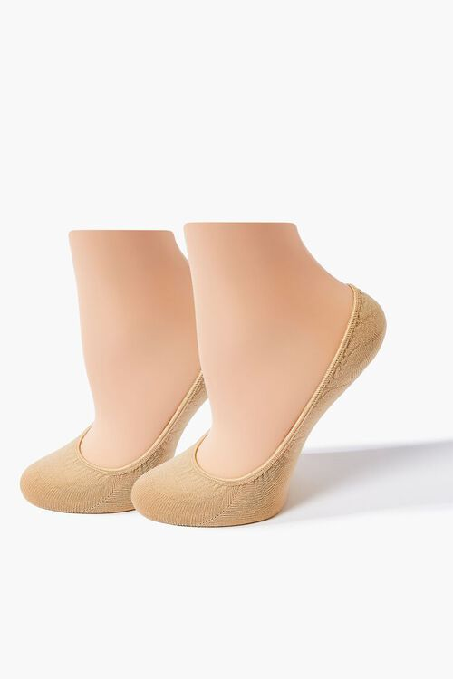 No Show Socks - 3 Pack, image 1