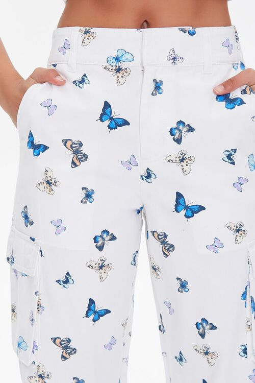 Butterfly Print Joggers, image 6
