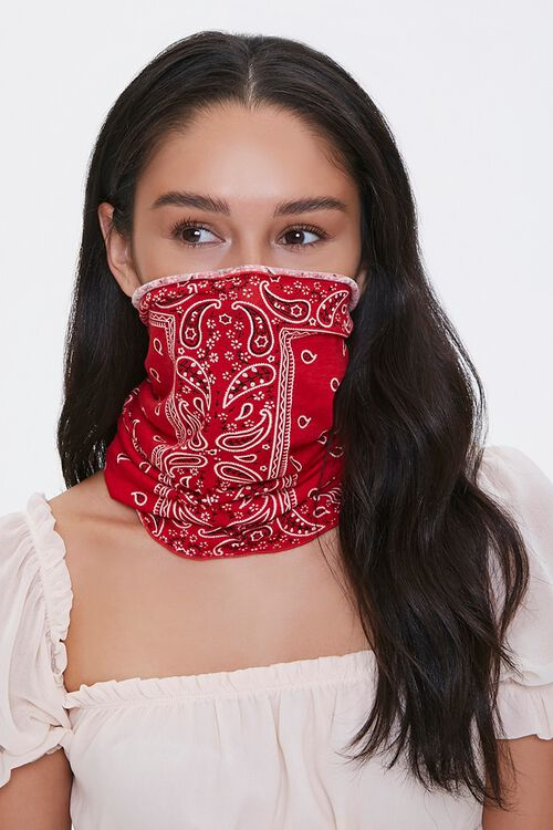 Paisley Face Covering, image 2