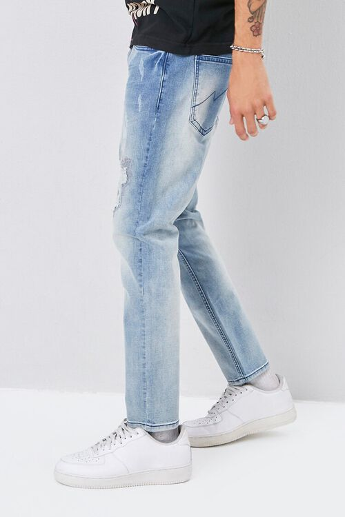 X-Ray Distressed Jeans, image 3