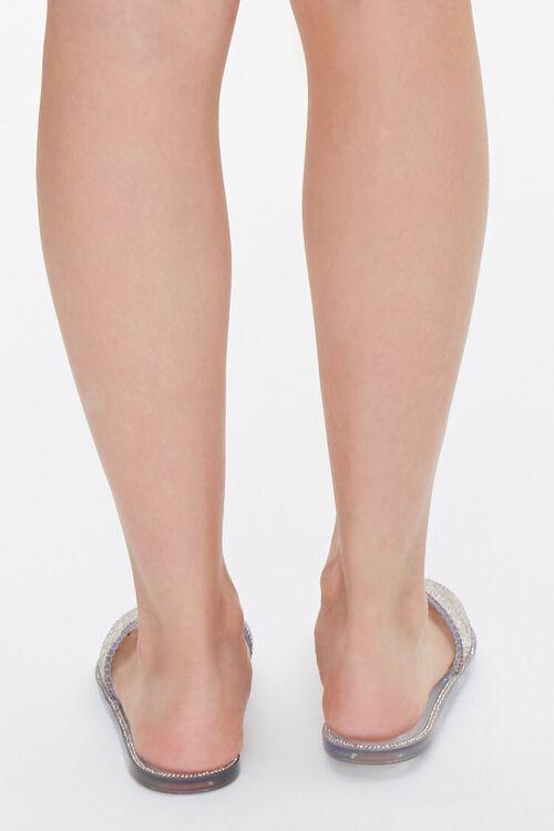 Rhinestone Jelly Sandals, image 3