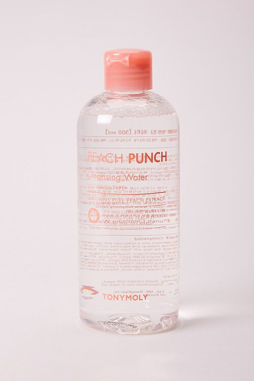 Peach Punch Cleansing Water, image 1