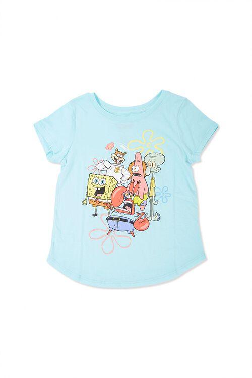 Girls SpongeBob SquarePants Tee (Kids), image 1