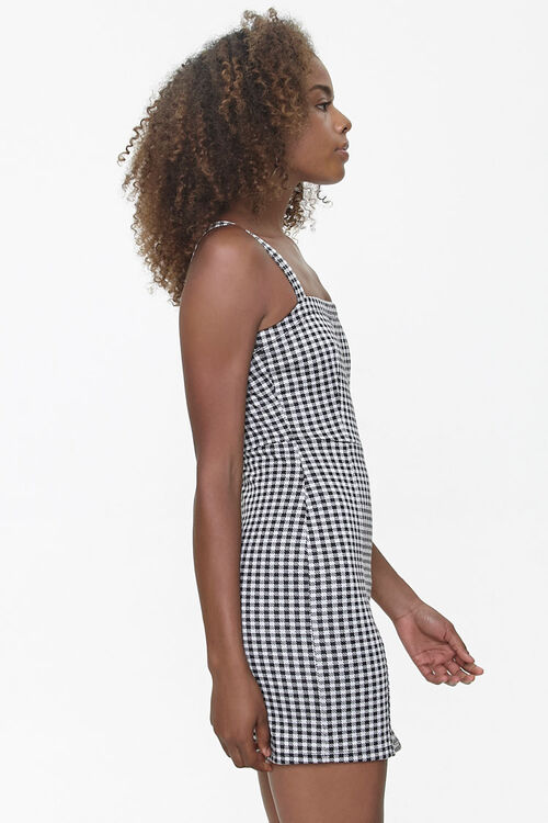 Gingham Bodycon Dress, image 2