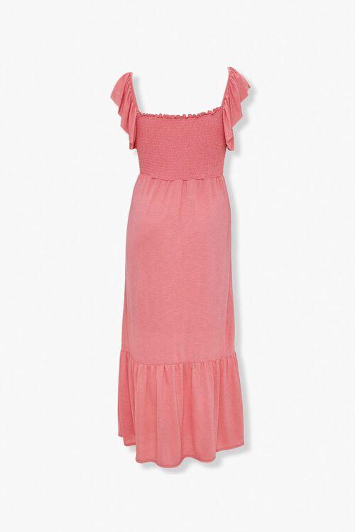 Plus Size Smocked Maxi Dress, image 2