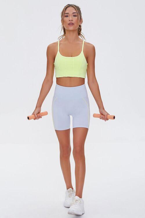Active High-Rise Biker Shorts, image 5