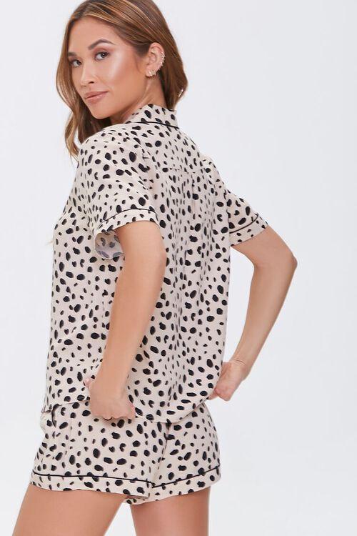 Cheetah Print Lounge Set, image 3