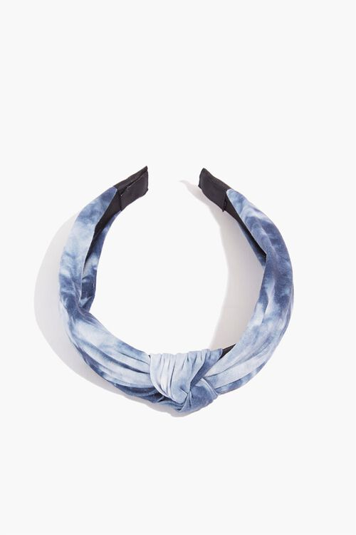 Knotted Tie-Dye Headband, image 3