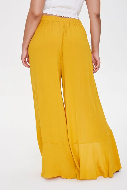 Plus Size Split-Leg Pants, image 4