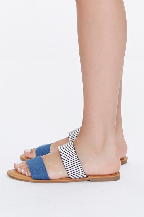 Dual-Strap Slip-On Sandals, image 2