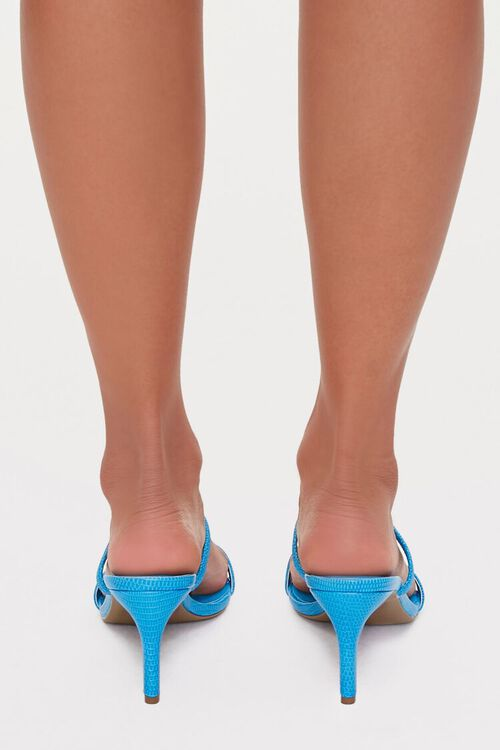 Square-Toe Stiletto Heels, image 3