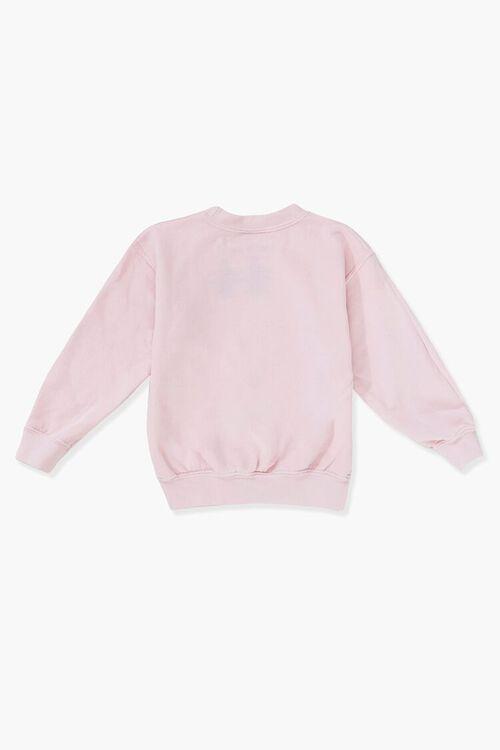 Girls Unicorn Graphic Sweatshirt (Kids), image 2
