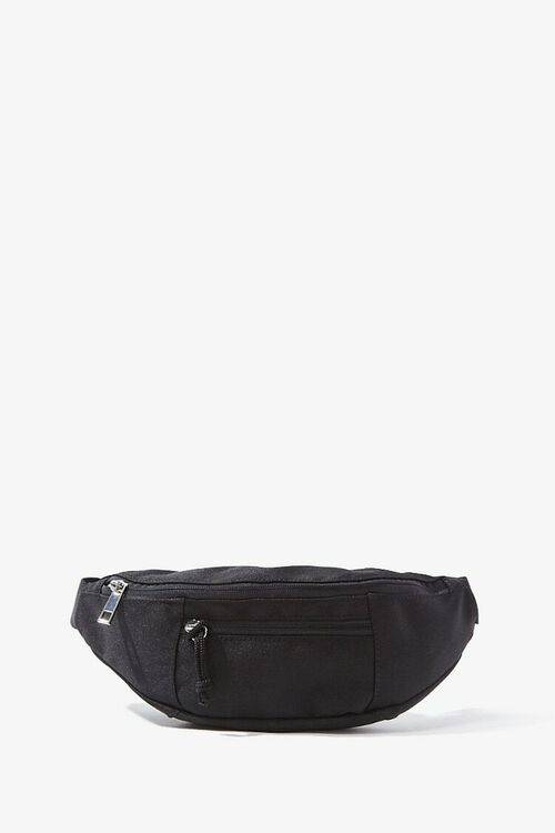 Zippered Fanny Pack, image 1