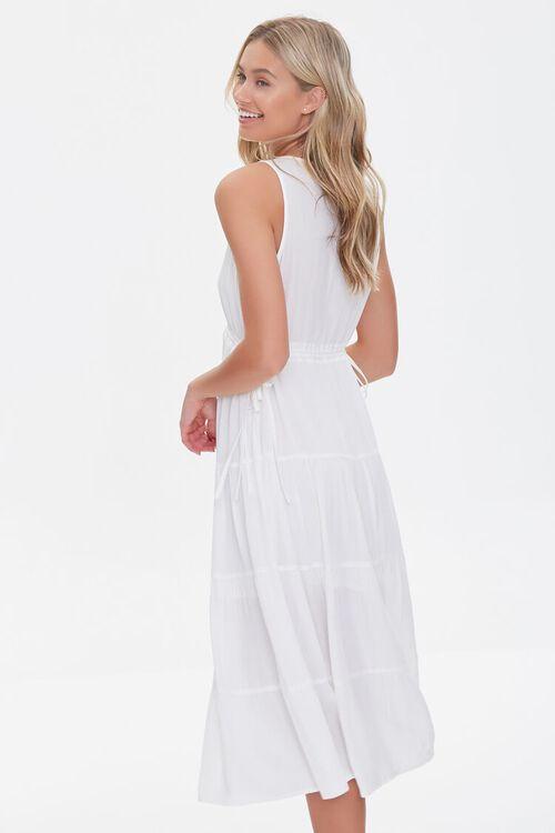 Plunging Midi Dress, image 2