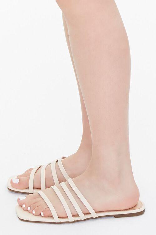 Strappy Square-Toe Sandals, image 2