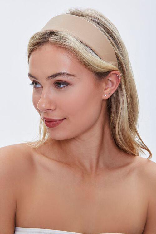 Wide Structured Headband, image 1