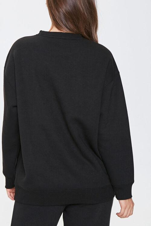 Fleece Marilyn Monroe Sweatshirt, image 3