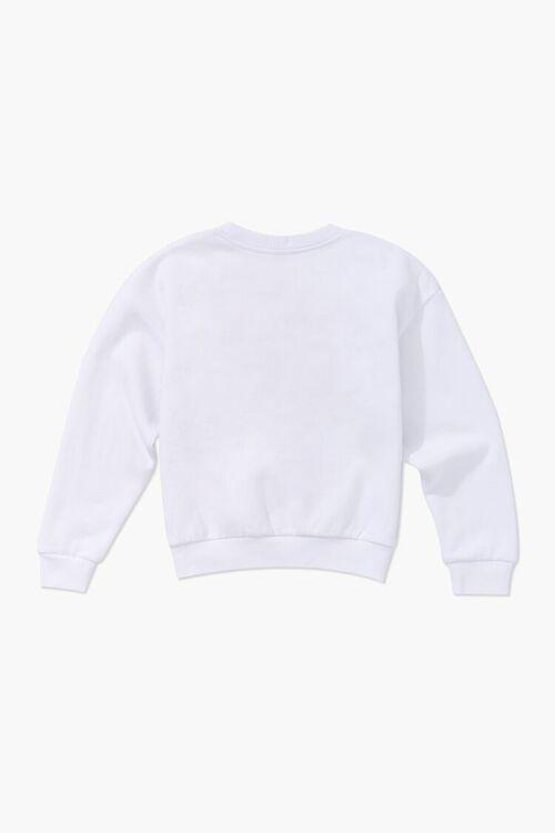 Girls Girls Club Graphic Sweatshirt (Kids), image 2