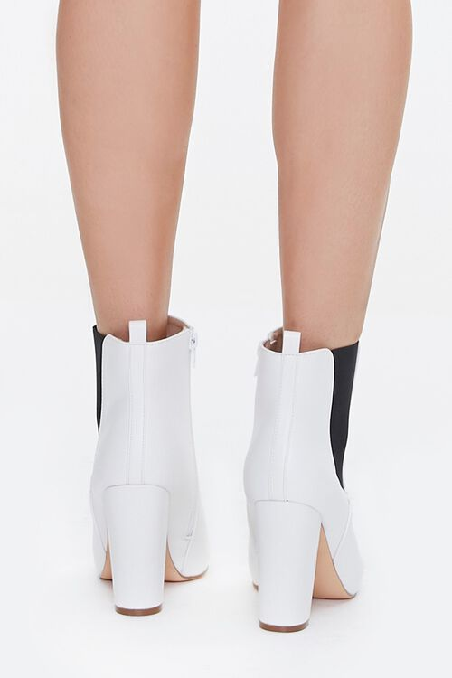 Pointed Toe Chelsea Boots, image 3