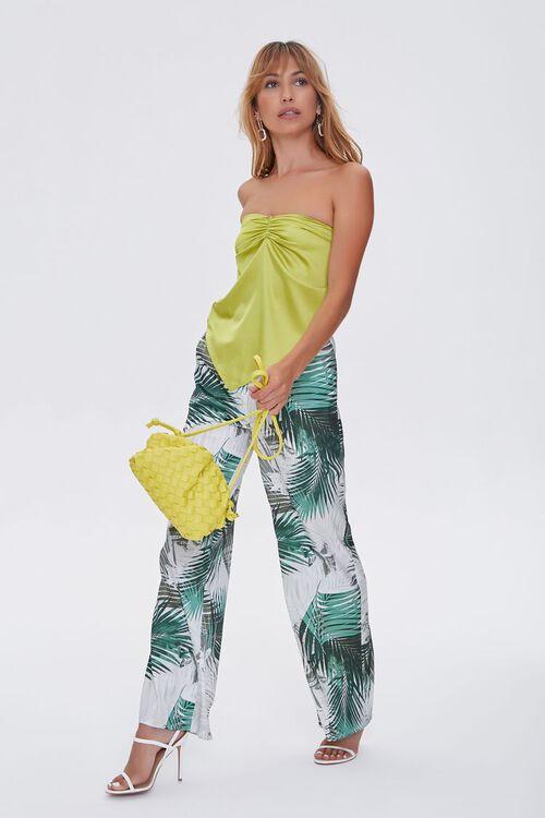 Tropical Print Wide-Leg Pants, image 5