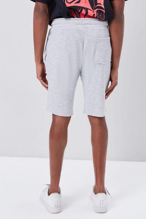 Heathered Twill Drawstring Shorts, image 4