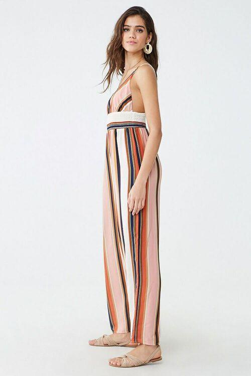 Striped Cami Jumpsuit, image 2