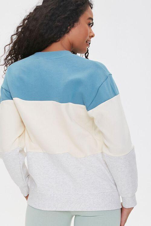 Colorblock Fleece Pullover, image 3