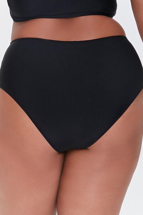 Plus Size High-Rise Bikini Bottoms, image 4