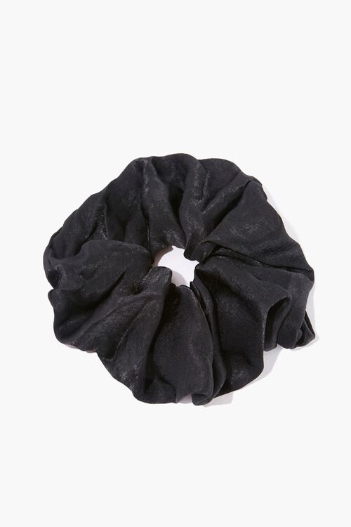 Oversized Ruffled Scrunchie, image 1