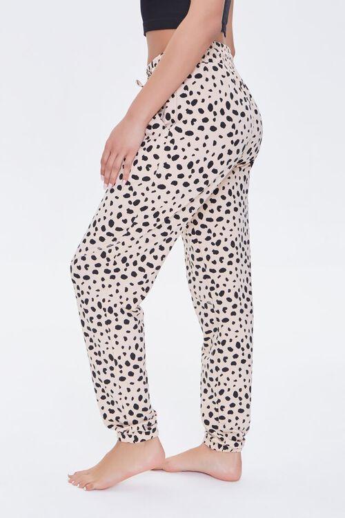 Cheetah Print Lounge Pants, image 3