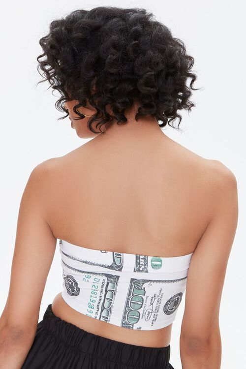 Money Graphic Tube Top, image 3