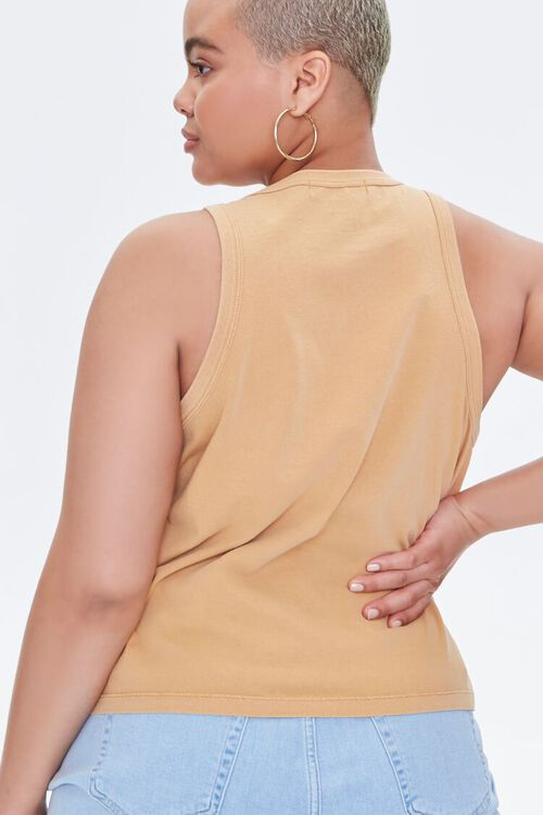 Plus Size Chasin You Tank Top, image 3