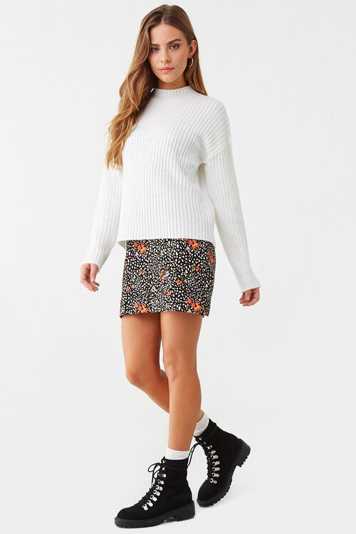 Wide Ribbed Sweater, image 4