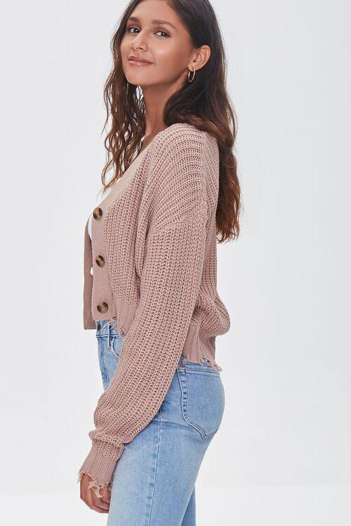 Sharkbite Cardigan Sweater, image 2