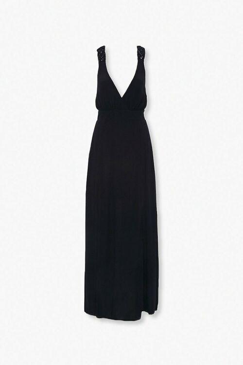 Macrame Maxi Dress, image 1