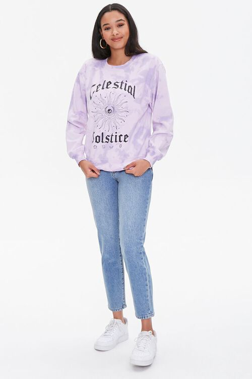 Celestial Solstice Graphic Pullover, image 4