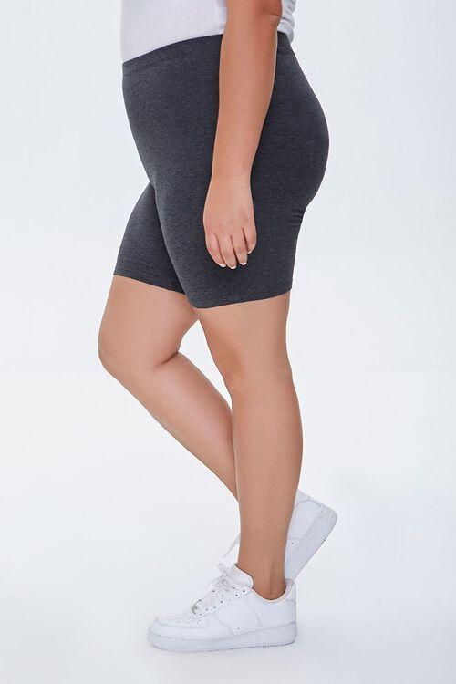 Plus Size Biker Shorts, image 3