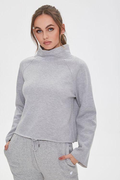 Active Turtleneck Sweatshirt, image 1