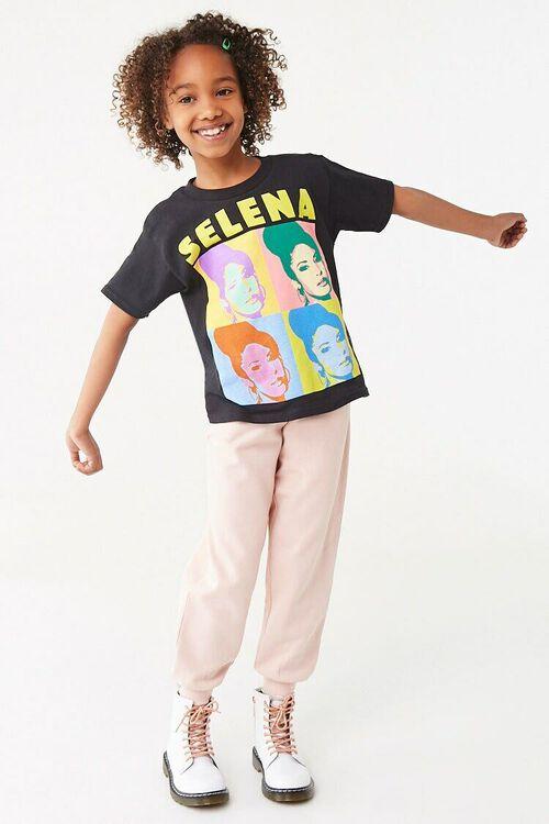 Girls Selena Graphic Tee (Kids), image 4