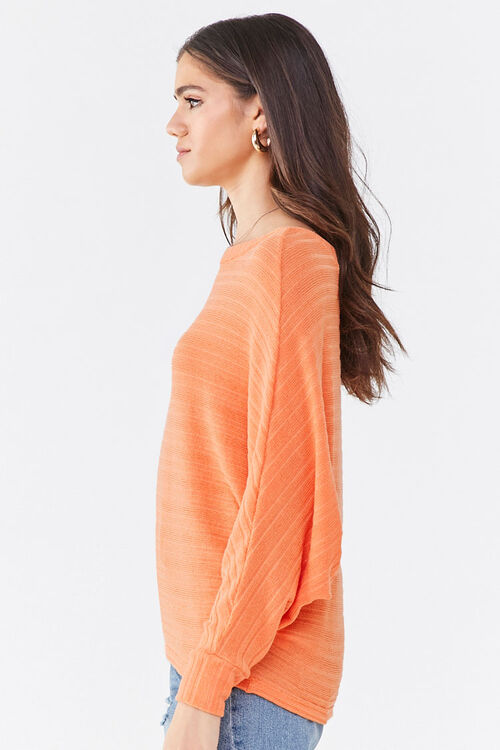 Ribbed Dolman Top, image 2