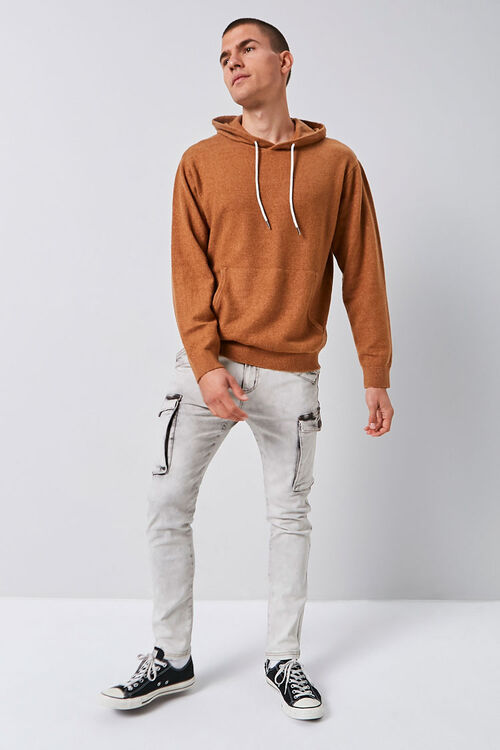 Hooded Knit Sweater, image 4