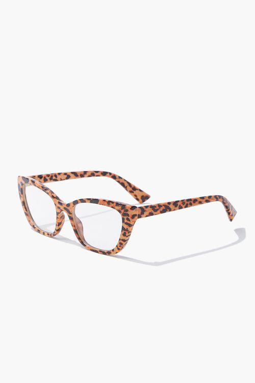 Leopard Print Reader Glasses, image 2